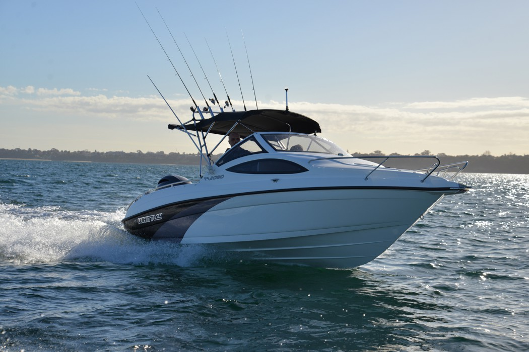 Whittley launch new cruiser models at Sanctuary Cove